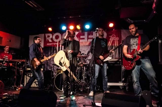 The Orange Strips na Rock Off Festivalu