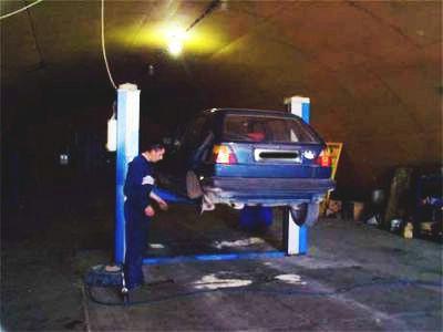Labin: Nasrnuo na braću zbog loše popravljenog auta