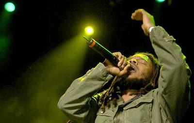 Sin Boba Marleya nastupa na labinskoj Dubrovi