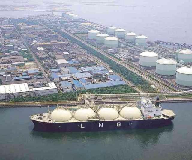 Koromačno i Plomin moguće lokacije za LNG terminal