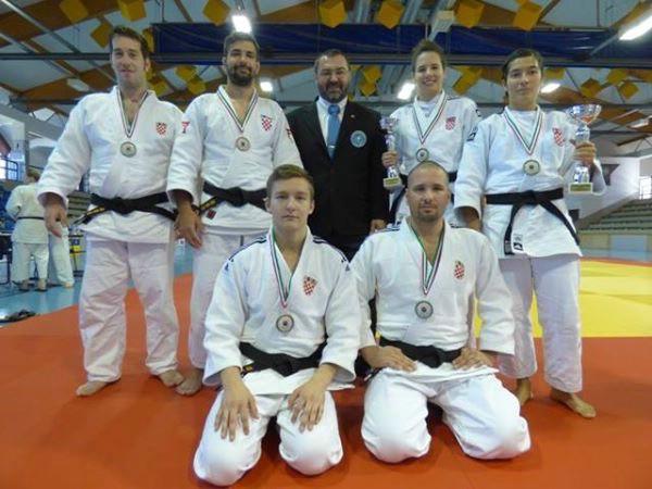 Judaši JK Ippon sudjelovali na 1. Papa kata open Mađarska