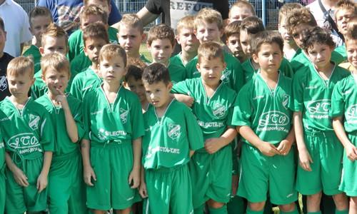 Škol nogometa NK Rudara: rijetko loš vikend najmlađih nogometaša