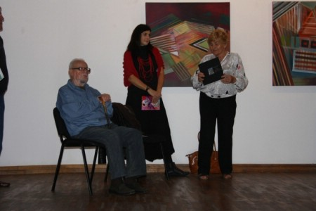 U Gradskoj galeriji otvorena izložba Martina Bizjaka