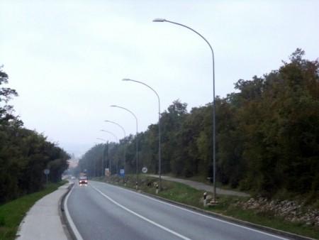 Primjena mjera energetske učinkovitosti na dijelu javne rasvjete Grada Labina