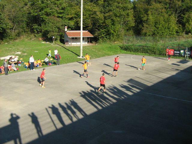 7. Olimpijada osnovnih škola Labinštine: Održane kvalifikacije u malom nogometu