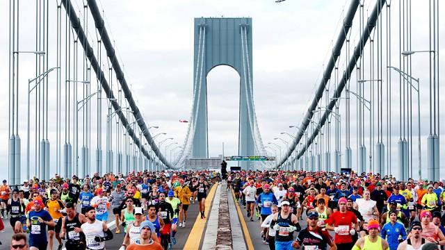 I Labinjani na 42. New York Maratonu
