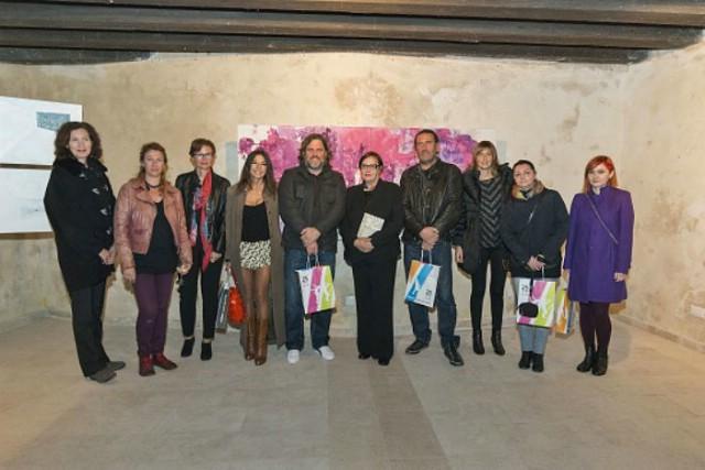 Ivona Verbanac na kolektivnoj izložbi u Umagu
