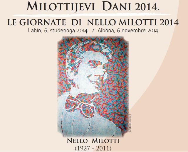 Milottijevi dani 6. studenog 2014. prvi  put u Labinu