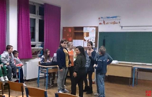 Mladi Svetog Martina donirali sredstva za područnu školu u svom mjestu