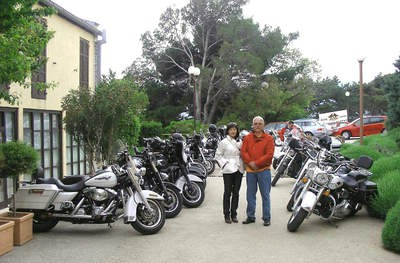 »Harley davidsoni« na Labinštini i okolici