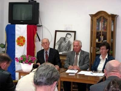 Severino Franković predsjednik labinskih antifašista