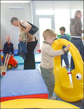 Po dijete u vrtić samo roditelji ili ovlaštene osobe