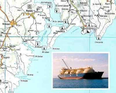 U petak odluka: LNG terminal u Raši ili Omišlju