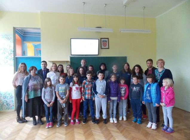 Posjet Veleposlanika Rumunjske Općini Kršan