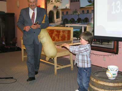 Dvogodišnji Antonio zvijezda 13. Meha na srcu