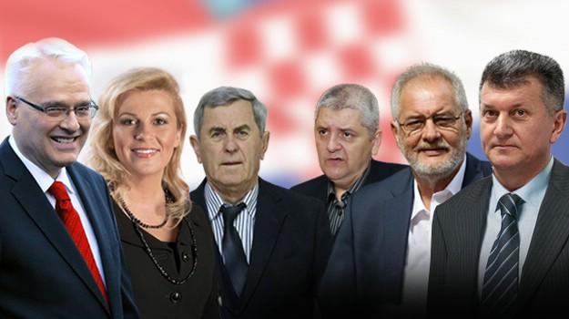 Predsjednički izbori 28. prosinca 2014. godine