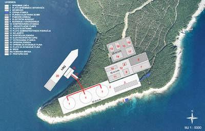 "Istri se ""pakira"" Plomin 3 na UGLJEN i ne razmatra se kao opcija za LNG terminal"