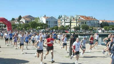 Na umaškom mini-maratonu, Stanić prvi, a Labinjan Radojković  drugi na najdužoj dionici