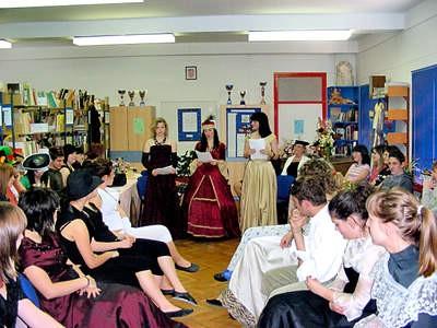 Labinski srednjoškolci se pridružuju obilježavanju godine Marina Držića