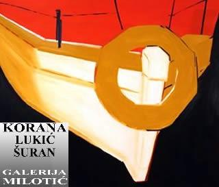 Izložba Korane Lukić Šuran u Puli