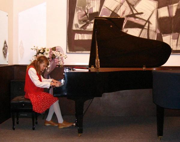 Uspjeh labinskih pijanistica