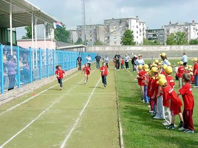 Olimpijada dječjih vrtića Labinštine: djevojčice trčale brže i skakale dalje