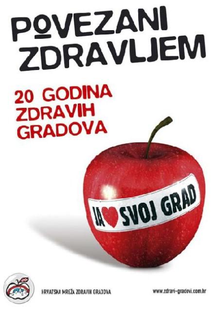 Obilježavanje Dana hrvatskih zdravih gradova