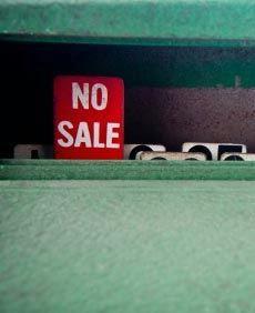 Ništa od prodaje prostora