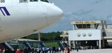 Nove zračne linije: Pula dogodine povezana s Rimom
