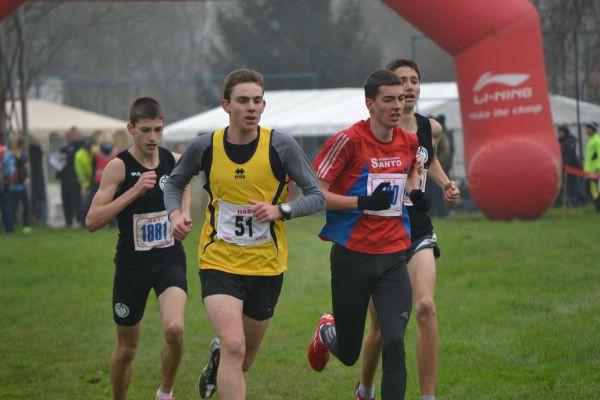 Luka Paliska prvak Hrvatske u krosu u kategoriji mlađih juniora na 4000 m