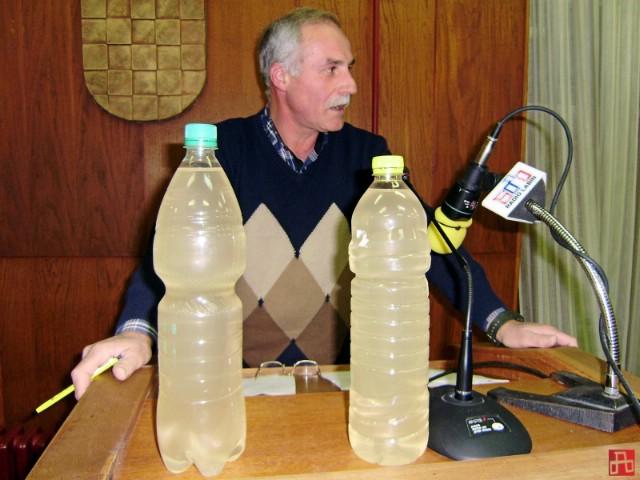 """""""Okršaj"""" s vodom na sjednici Gradskog vijeća Labina"""