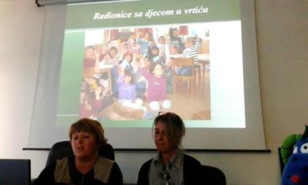"""Dječji vrtić """"Pjerina Verbanac"""" sudjelovao na predavanju """"Unapređenje oralnog zdravlja djece i mladih u Primorsko-goranskoj županiji"""