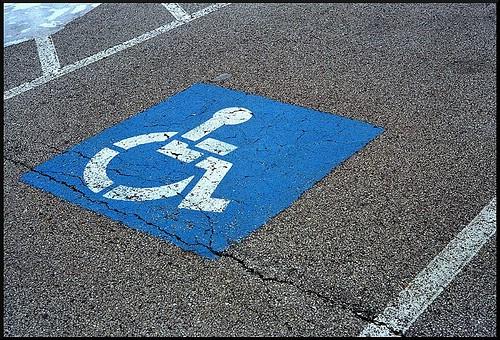 Međunarodni dan invalida i osoba s posebnim potrebama  - u srijedu 03. 12.  obilazak Grada Labina s ciljem poštivanja označenih parkirnih mjesta