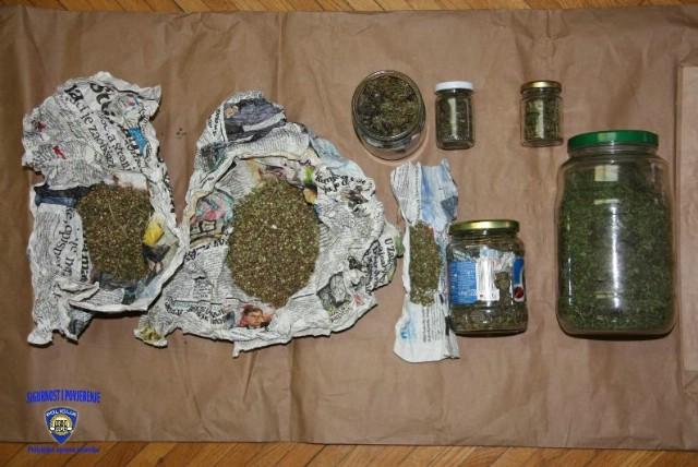 Labin: Prijavljen prodaje droge i prijetnje smrću policajcu