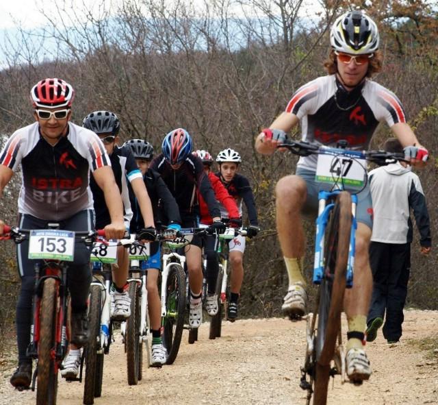 Goran Vidas najbolji labinski biker