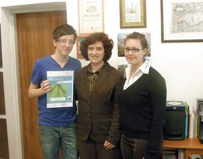 Labinski srednjoškolci uspješni na državnom natjecanu iz biologije, Mario prvi,Monika peta