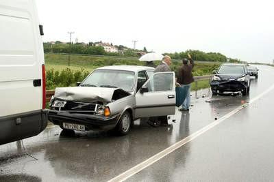 U prometnoj nesreći kod Barbana sudjelovao Rašanin