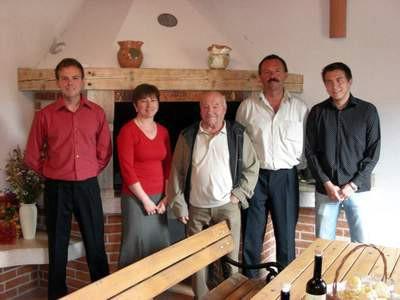 Kukurini: Obitelj Baćac otvorila salu za degustaciju vina