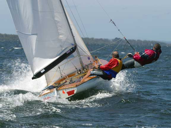 Stigli prvi natjecatelji Europskog prvenstva u jedrenju u klasi Flying Dutchman