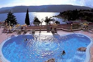 Kod hotela Valamar Sanfior umjereno onećišćeno more