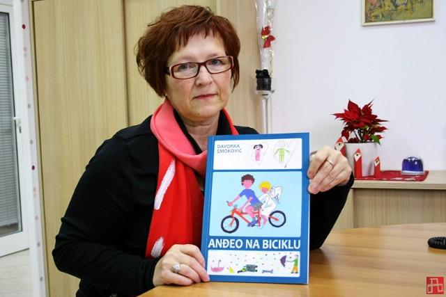 Anđeo na biciklu svečano promoviran