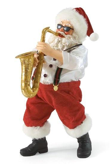 Kvintet saksofona u odorama Djeda Mraza večeras na klizalištu