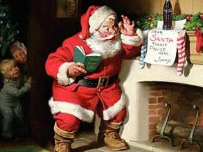 Djed Mraz u petak  u Raši