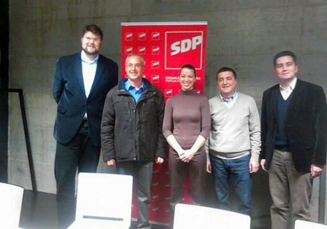 Održana izvještajno-tematska konvencija Gradske organizacije SDP-a Labina