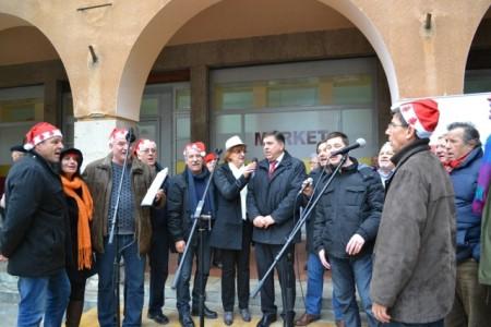 Blagdanska marenda za sve građane Labinšćine