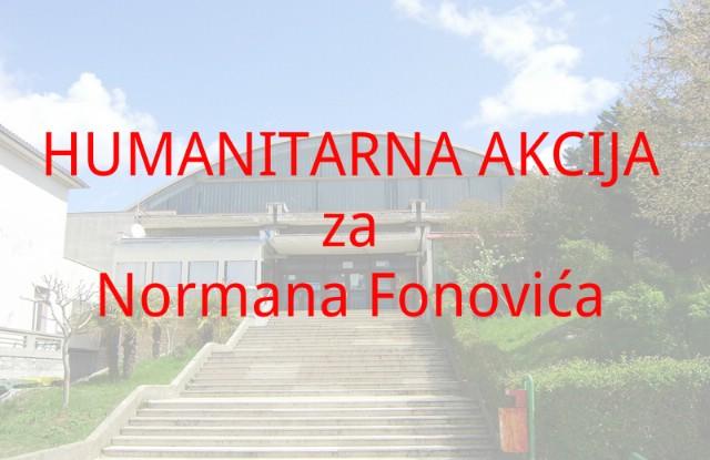 Humanitarna akcija za Normana Fonovića