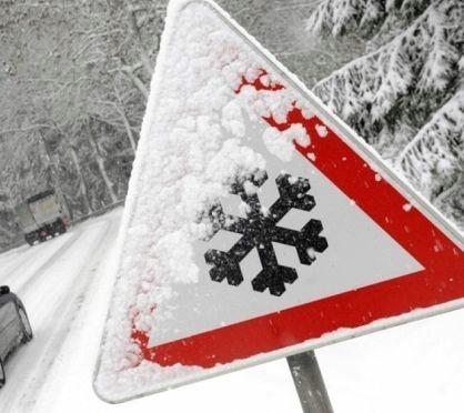 Obavijest o zatvaranju ceste