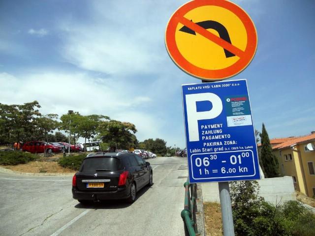 Labin 2000: OSVRT NA MEDIJSKE NATPISE O UVOĐENJU NAPLATE PARKINGA U LABINU - Građani će imati pravo na primjedbe i prijedloge na tekst Odluka o naplati parkinga