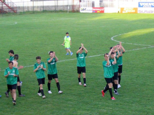 Juniori NK Rudara osvojili 3.mjesto na 56.Kvarnerskoj rivijeri: NK Rudar-NK Osijek 3:2 (0:2)