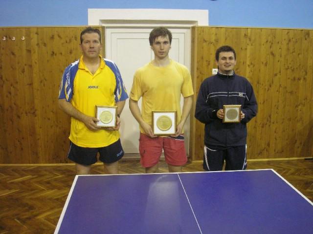 Pojedinačno prvenstvo  Labinštine u stolnom tenisu